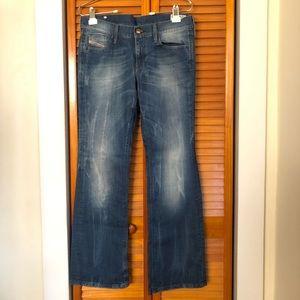 Diesel Women's Bootcut Jeans